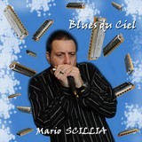 CD blues du ciel harmonica  Mario Scillia